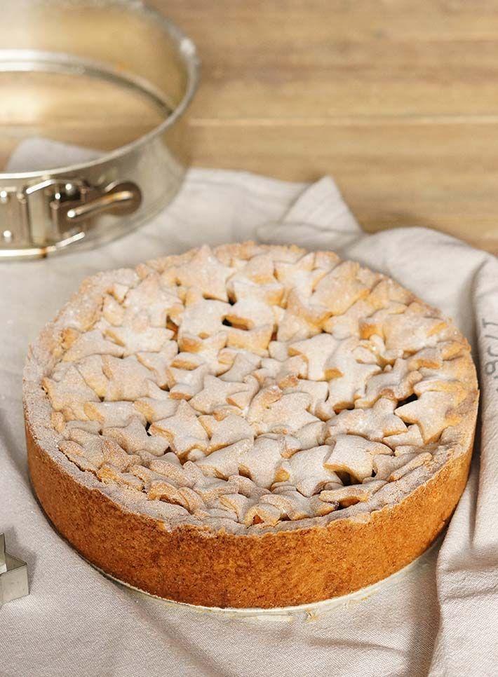 Recept voor pumpkin spice appeltaart, perfect voor heerlijke herfst dagen! Jaa!! Het is (een soort van) herfst! Dat wil zeggen; ik kan los met karamel..