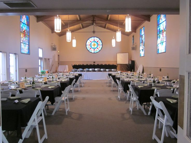 A Chapel as a flex space