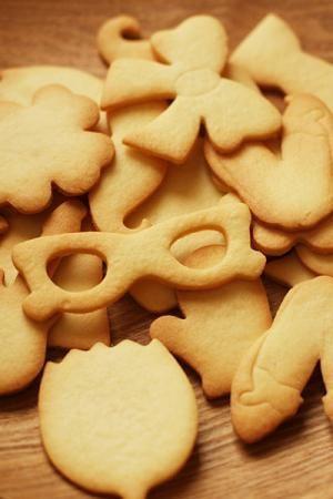 「アイシングクッキー用型抜きクッキー」vivian | お菓子・パンのレシピや作り方【corecle*コレクル】