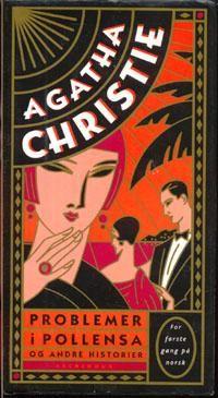 """""""Problemer i Pollensa og andre historier"""" av Agatha Christie"""