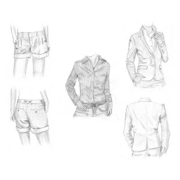 66 best images about Sketches on Pinterest | Sketching, Male hair ...