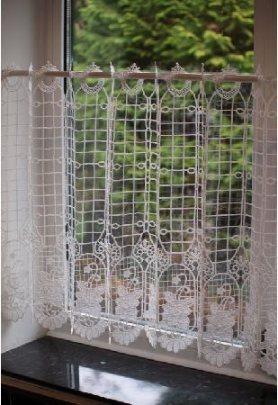 17 best ideas about Net Curtains on Pinterest   Sheer curtains ...