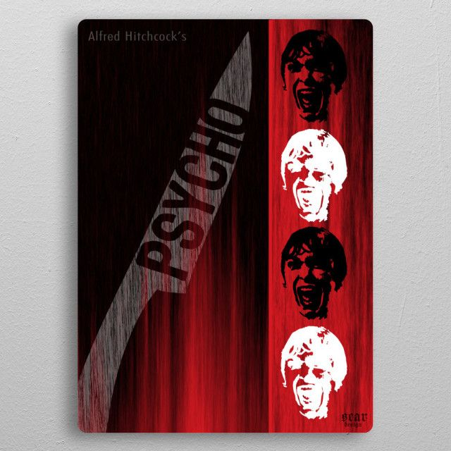 SALES!  - Use code: ALLSTAR Buy 3-4 get 15% OFF | 5+ 20% OFF. Psycho Movie Poster printed on metal. #psycho #psychomovieposter #movie #poster #movieposter #cinema #film #sale #sales #discount #deals #save #cinephile #hitchcock #giftsforhim #giftsforher #gifts #home #homedecor #art #design #homegifts #popular #awesome #cool #campus #dorm #wallart #family #livingroom #metalprint #shopping #hitchcockmovie #classicmovies #movies #bestmovies #onlineshopping #39