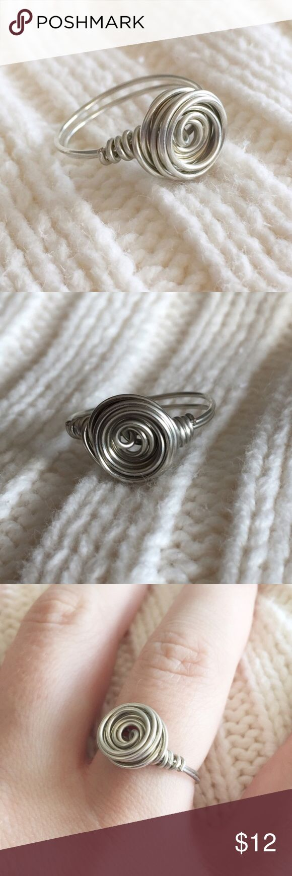 2561 best Wire Rings images on Pinterest   Jewel, Jewelry ideas and ...