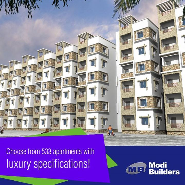 Are you looking flats for sale in Bandlaguda near Nagaram, kushaiguda ? Then, just contact Modi Builders, one of the leading construction companies in Hyderabad.