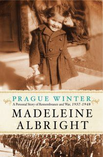 Madeleine Albright- Prague Winter    I'm on an auto-biography/biography kick and this book is such a great read. Prague Winter follows the rise and fall, and rise again of the former Czechoslovakia during the years of WW2 and how the Korbel family faced the tumult.     Also, Madeline Albright is an inspiration.