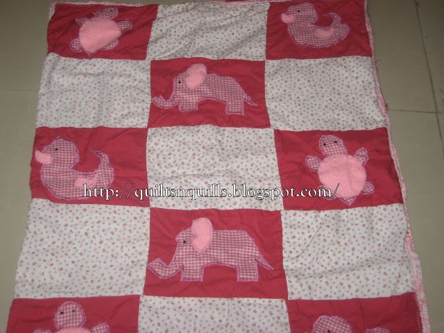 HappyMomentzz crafting by Sharada Dilip: QUILT & QUILLS