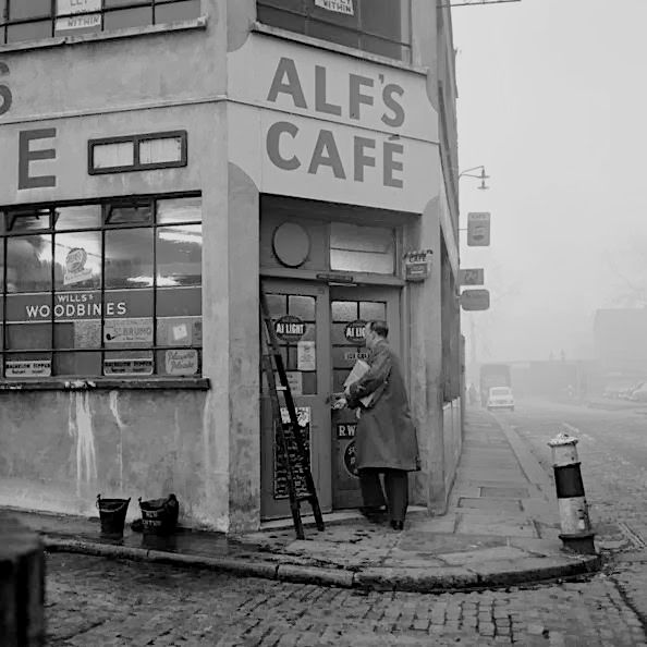 London 1950s Photo: Frederick Wilfred