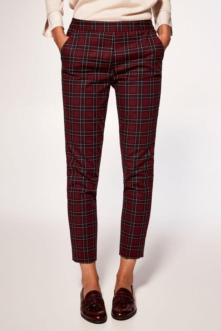 Pantalón gomas | Pantalones | Cortefiel