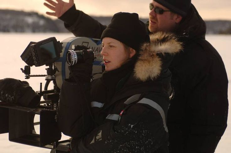 """Sarah Polley, who's been in front of the camera and behind it, says #sexualharassment in film is an """"every single day experience."""""""