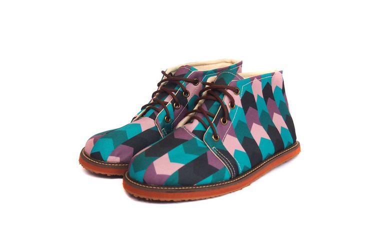 Folk boots + Verbo