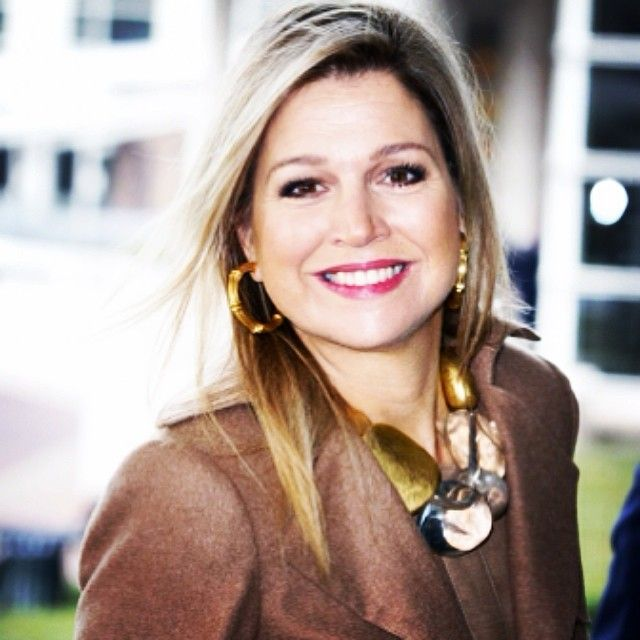27 March 2014, Amsterdam Queen Maxima at Morningstar Conference