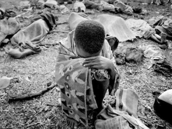 Rwanda's civil war+research paper