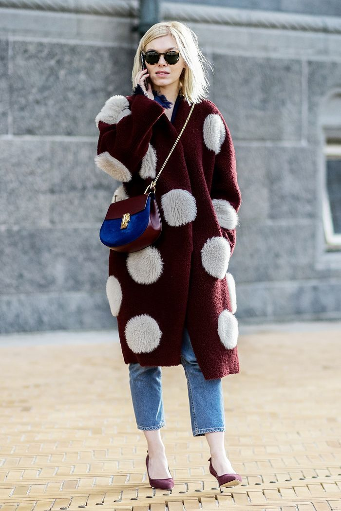 Curious about how to wear polka dots right now? We're here to offer some inspiration.