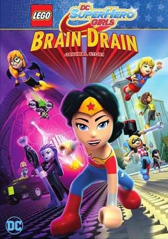 Lego DC Super Hero Girls Brain Drain WEB-DL Lego DC Super Hero Girls Brain Drain مشاهدة وتحميل