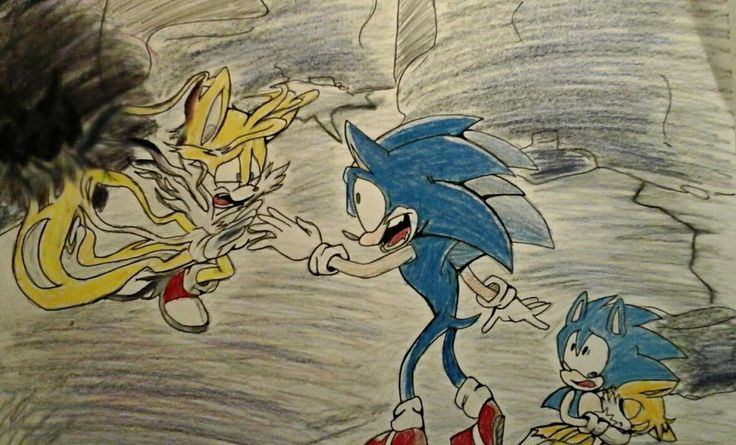 Sonic generations  2 by sonictailsbro