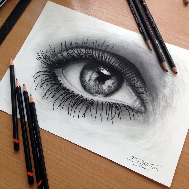 Eye pencil drawing i used something new to do this drawing my sponsor derwent send