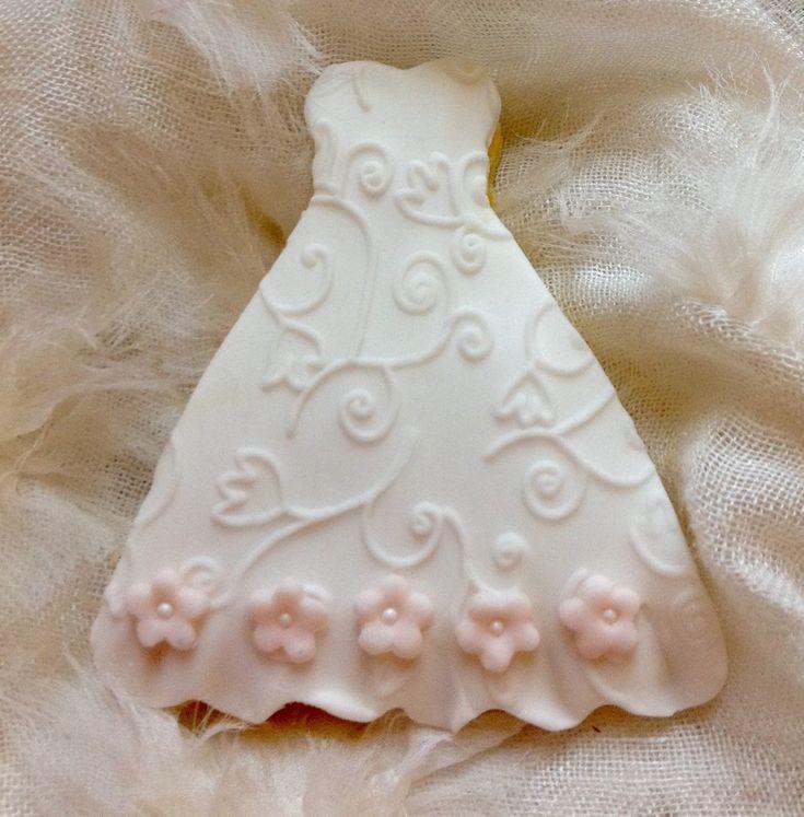 biscotti decorati con pasta di zucchero matrimonio - Cerca con Google