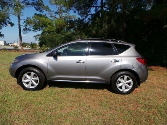 2009 Nissan Murano SL http://griffinford.net/Tifton-GA/For-Sale/Used/Nissan/Murano/2009-SL-Gray-SUV/31677576/         Only $15,000