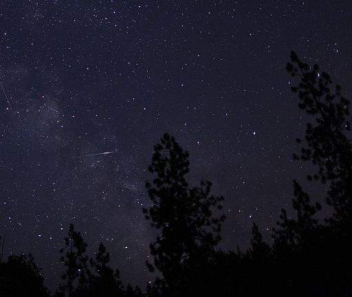 SOUTHERN DELTA AQUARIID METEOR SHOWER:  Earth is passing through a stream of debris from Comet 96P/Machholz, source of the annual Southern Delta Aquariid meteor shower. Forecasers expect 15 to 20 meteors per hour to streak out of the constellation Aquarius on July 29-30 when the shower peaks. The best time to look is during the hours between midnight and sunrise.