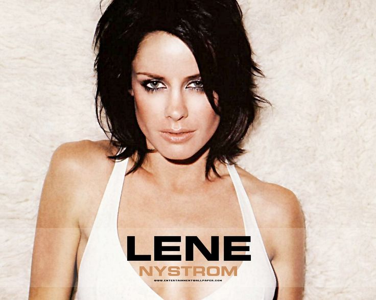 Lene Nystrom Nude Photos 20