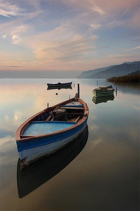 tranquility of the lake - kani - Pixdaus