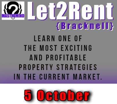 WOULD YOU LIKE TO EARN £500 - £1000+ NET CASHFLOW PER PROPERTY PER MONTH?  Then join us on our training to learn one of the most exciting and profitable property strategies in the current market.  http://www.easypropertysolutions.co.uk/event-details.php?event_id=24