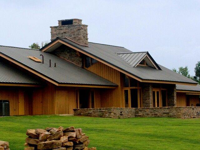Best 74 Metal Roofs Images On Pinterest Arquitetura