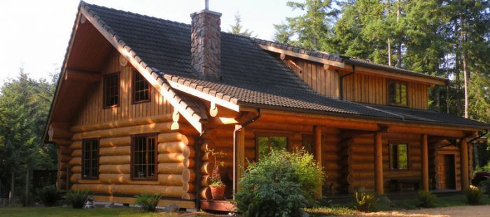 Dřevěný srub, takový netypický český sen?   http://www.drevostavitel.cz/clanek/srubove-domy-fakta-a-inspirace