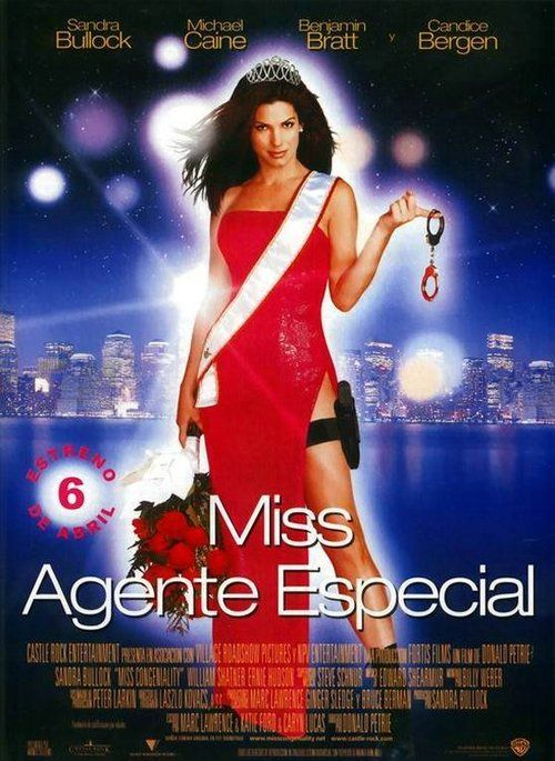 Miss Congeniality 2000 full Movie HD Free Download DVDrip
