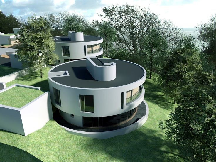 22 best Unique Homes images on Pinterest  Unusual homes Unusual houses and Weird houses