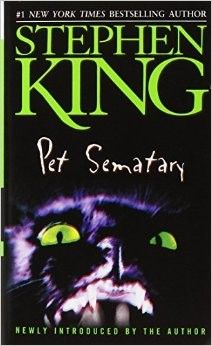 Pet Sematary • English Wooks