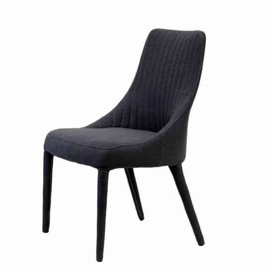 GCH601- Jesse Dining Chair Storm Grey