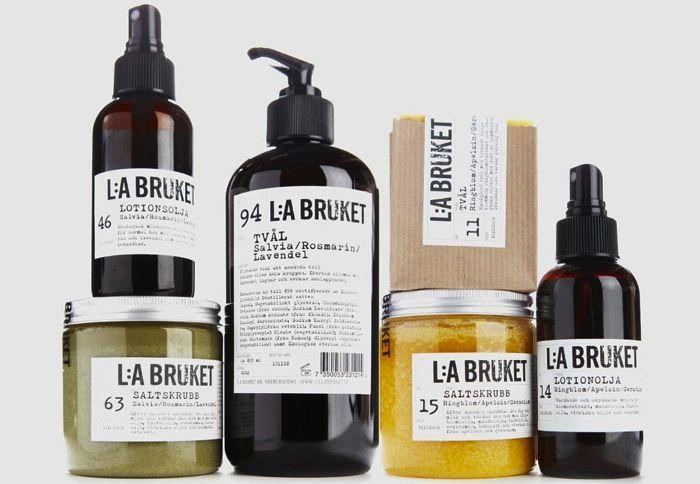 Das Label L:a Bruket steht für Naturkosmetik von der schwedischen Westküste Varburg