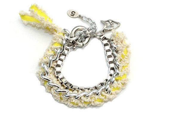 Phantom Bracelet by Myfunny on Etsy, $25.28