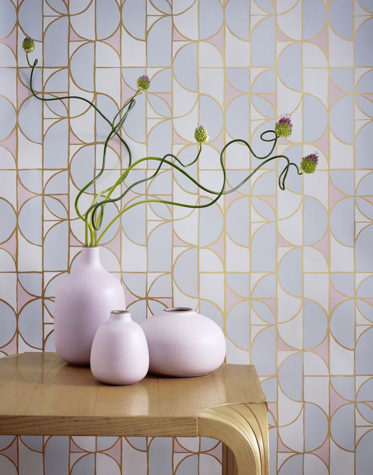 27 best Wallpaper Makes the Room images on Pinterest Heath