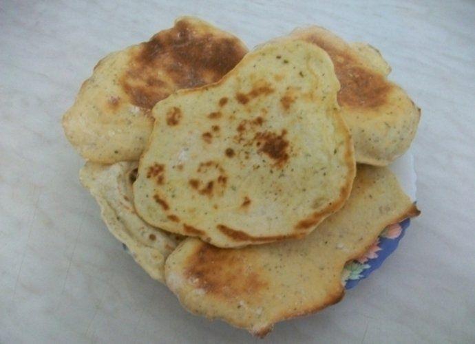 Pan Hindú para #Mycook http://www.mycook.es/cocina/receta/pan-hindu
