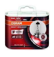 H4 - OSRAM NIGHT BREAKER Unlimited H4 +110% mehr Licht