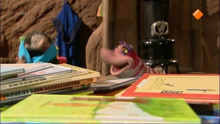 Koekeloere: Boeken-mol