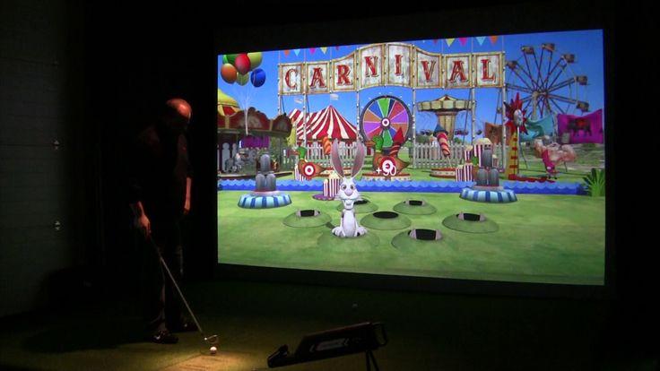 E6 Golf Carnival Shooting Gallery