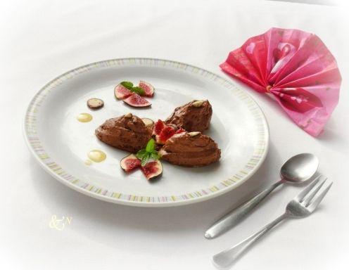 Mousse au Chocolat - Rezept - ichkoche.at