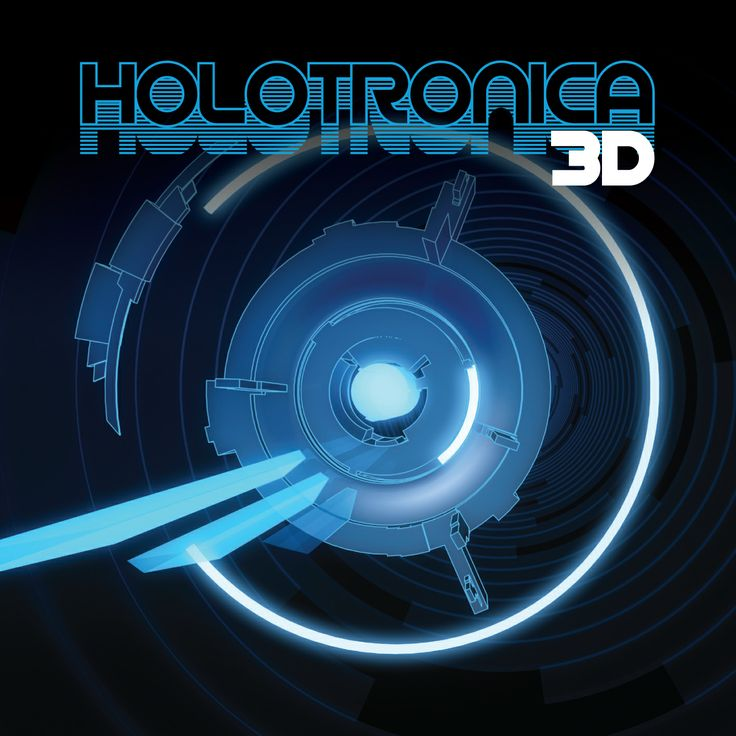 Holotronica Branding and Packaging