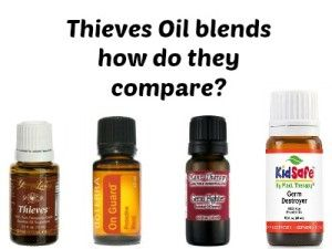 Compare side by side to save money. Compare 4 Theives Oil bends to find the right one for your family
