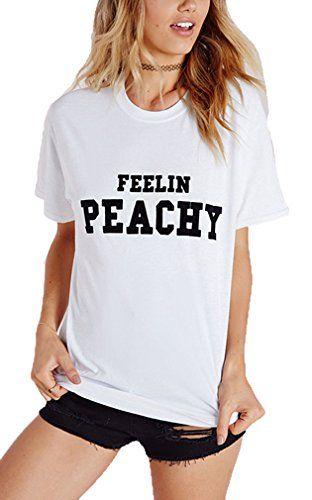 320e33a2e Pin by Nicole mia on t shirts | White tops, Tops, T shirts for women
