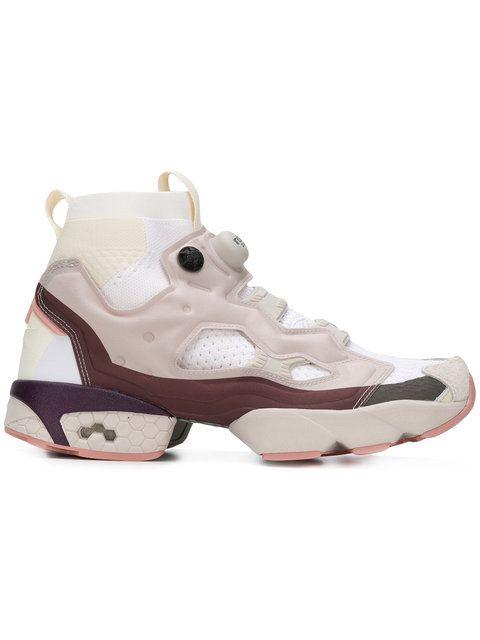 finest selection 5b728 a9cb2 Reebok InstaPump Fury Ultraknit DP Sneakers - Farfetch