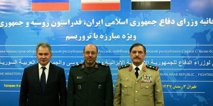 Russia, Iran not to allow US to control world BlackHouse, Apr. 09 – Commenting on the American aggression that targeted the Shayrat airbase of the Syrian armed forces in the morning of last Friday, the leadership of the joint operation room (Russia, Iran and the allied forces) in Syria issued the following statement: 1- The American... https://bh-news.net/2oerwLK