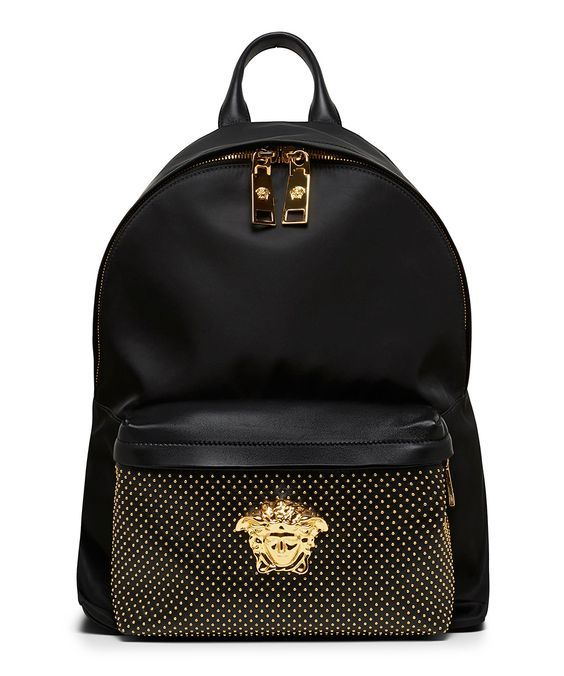 Versace Backpack , Accessories we need every days & more ..