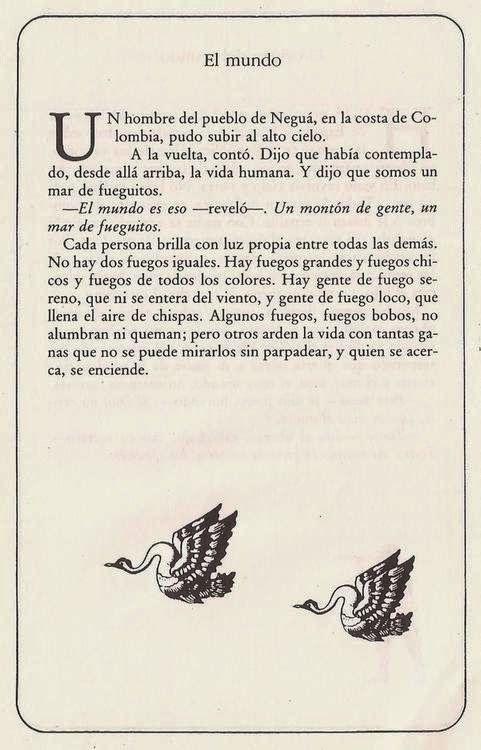 El libro de los abrazos - (Eduardo Galeano)