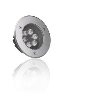 LED Bodeneinbaustrahler 18W Warmweiß