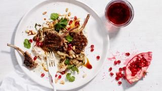 Za'atar lamb cutlets | The Dish | The Times & The Sunday Times